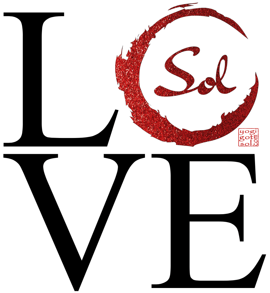 Logo Love Red Sol