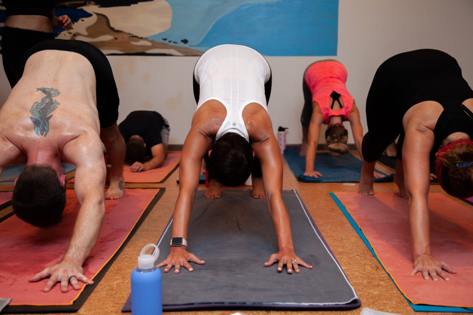 © Sol Hot Yoga Studio_Downward Facing Dog2