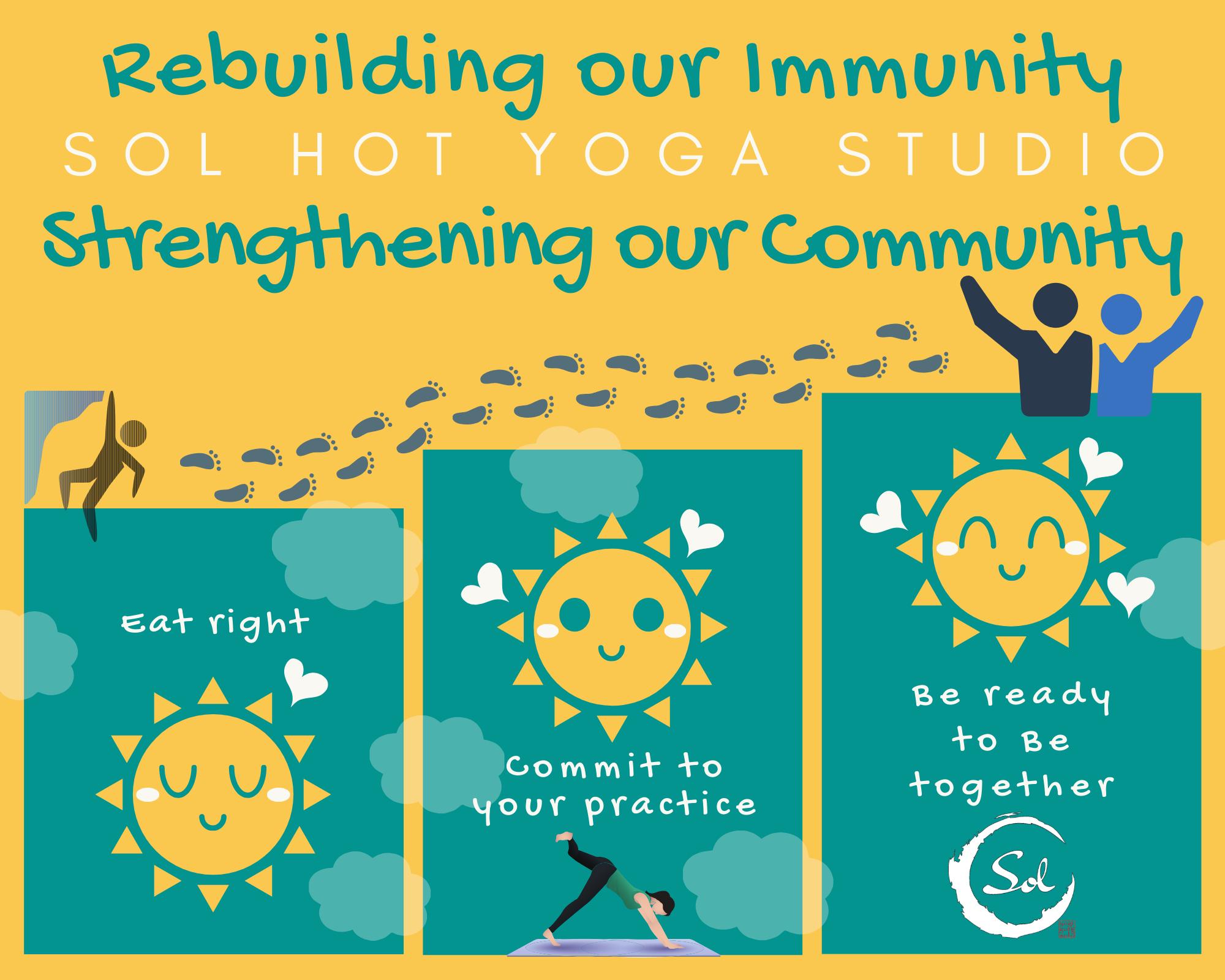 Rebuilding Immunity Strengthening Community